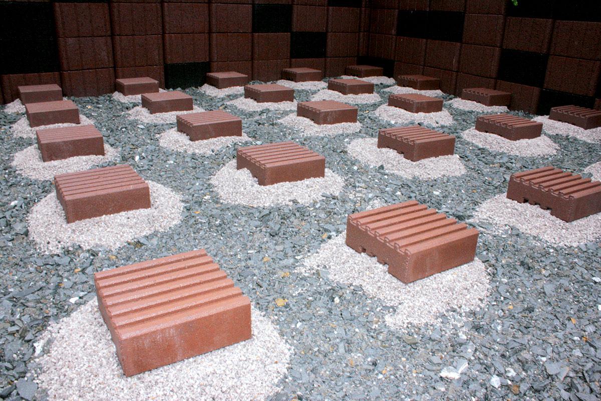 Fundamentsteine Terrasse fundamentstein - christoph betonwaren
