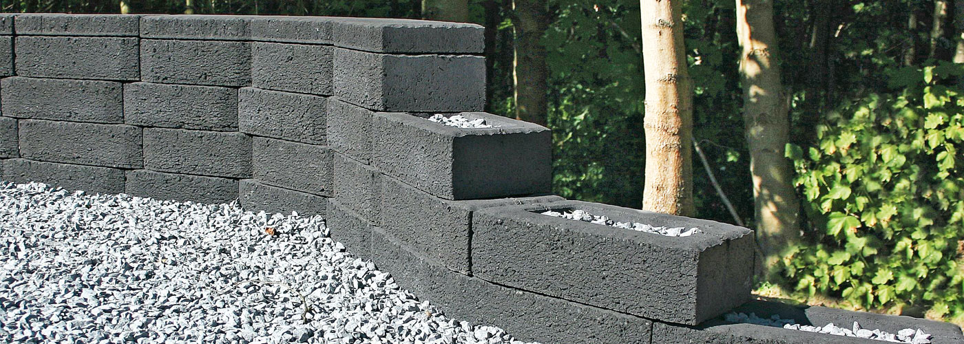Startseite christoph betonwaren - Gartenrand gestalten ...